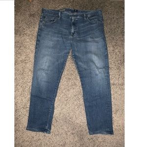 Adriano Goldschmied AG The Hero Mens Relaxed Jeans